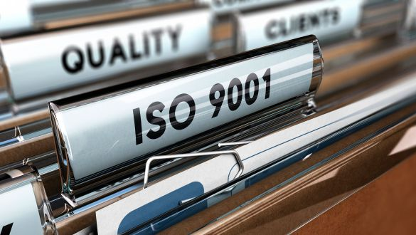 Mactronic's Quality Management System is certified according to PN-EN ISO 9001: 2001