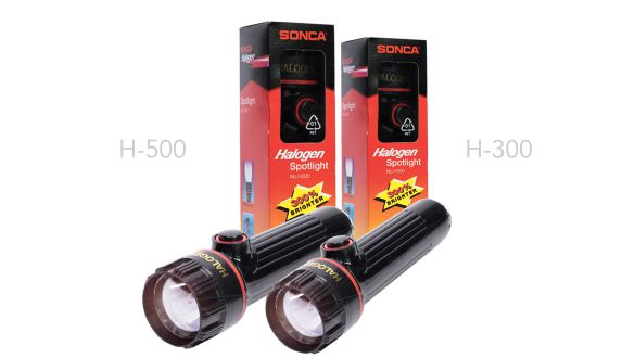 Mactronic becomes the exclusive distributor of Sonca flashlights in Poland.