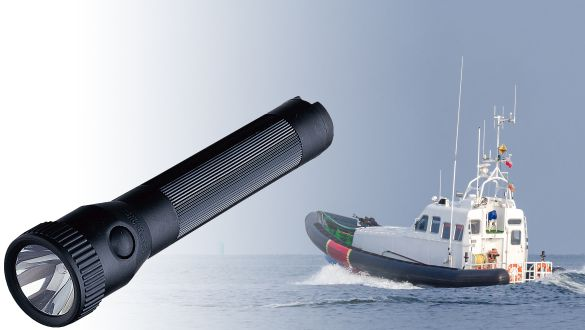 The Poly Stinger flashlight and the Piggyback charger win a tender for the Head Office of the Border Guard Headquarters