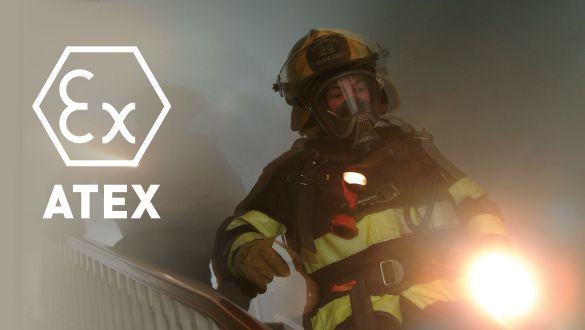 ATEX certificate for Streamlight® products
